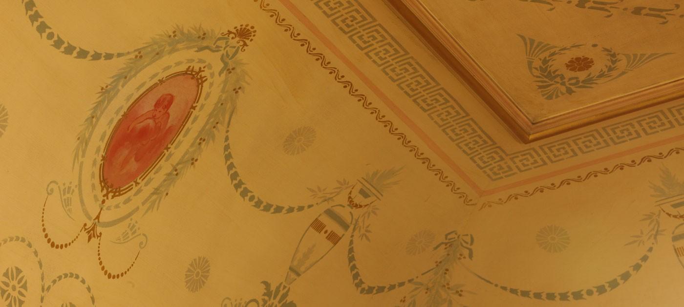 boudoir ceiling
