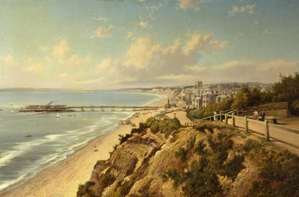 bournemouth by the sea