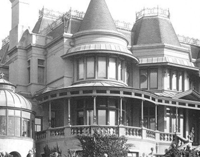 east cliff hall 1907