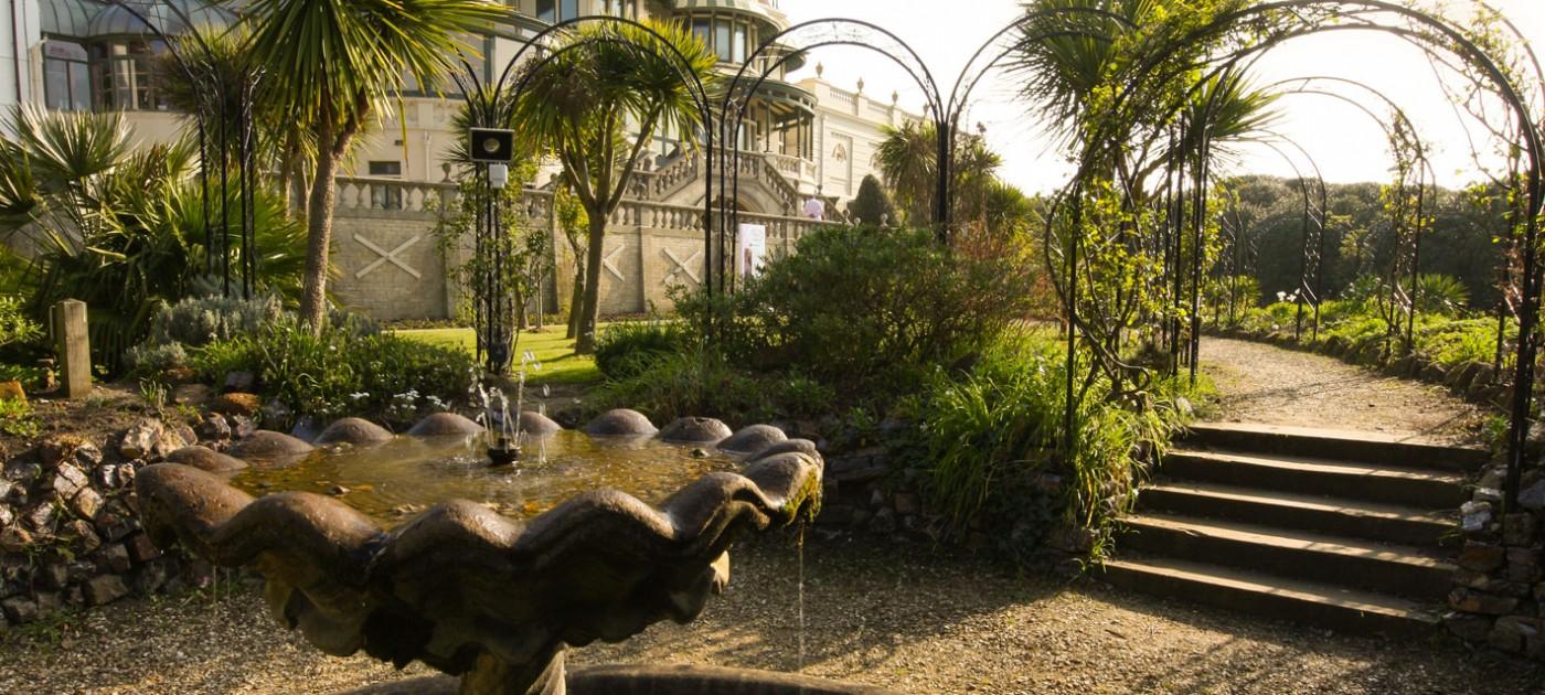 russell cotes garden 3
