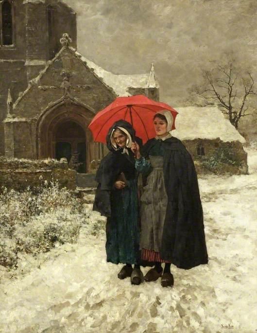 King, Henry John Yeend; Three Score Years and Ten; Russell-Cotes Art Gallery & Museum; http://www.artuk.org/artworks/three-score-years-and-ten-58270