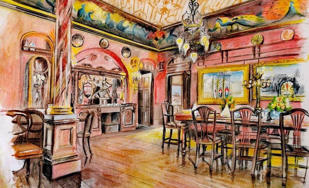 Di Roberts   Dining Room