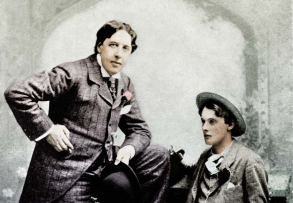 oscar and bosie cropped